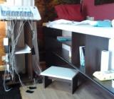 Izdajem salon sa elektrostimulatorom  pola radnog vremena