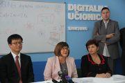 Digitalna učionica u školi Stevan Jakovljević