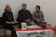 ''Moli se za nas'' Sabaha Al Zubeidija u Kulturnom centru