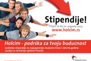 Holcim stipendira najbolje paraćinske studente