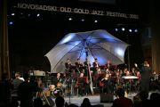 Novosadski Big Band u Paraćinskom pozorištu