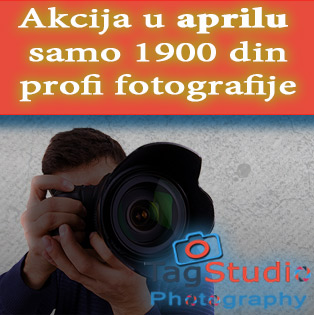 Profesionalno fotografisanje