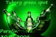 Tuborg Green Spot - Paraćin