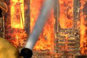 Požar u Popovcu
